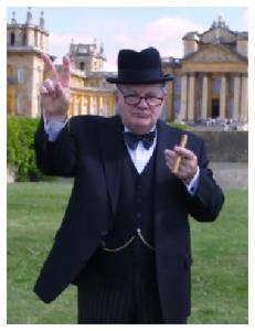 Winston Churchill Double Lookalike-1 (2)