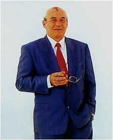 Michail Sergejewitsch Gorbatschow Double Lookalike-1 (1)