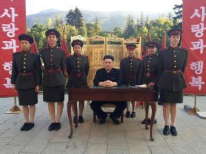Kim Jong-Un Double  Lookalike-1 (50)