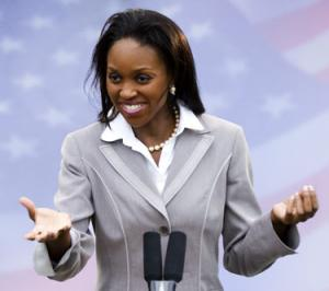 Michelle Obama Double Lookalike-1 (1)