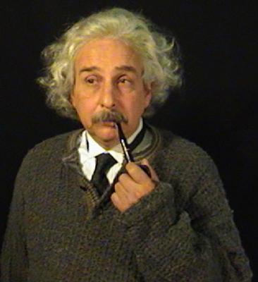 Albert Einstein Double Looklalike-2 (13)
