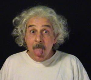 Albert Einstein Double Looklalike-2 (23)