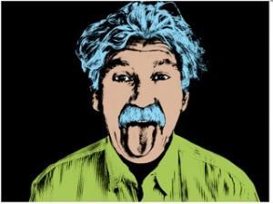 Doble parecido de Albert Einstein-3 (3)