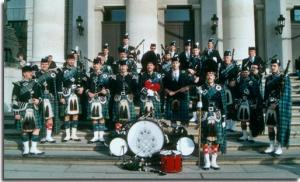Dudelsackband Claymore Pipes  Drums 1.0.