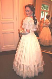 Kaiserin Elisabeth  von Österreich Double Lookalike-1  (2)
