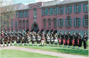 Dudelsackband Rhine Area Pipes  Drums 1.0.