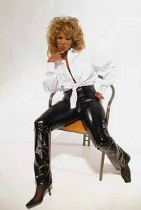 Tina Turner Double 2.1