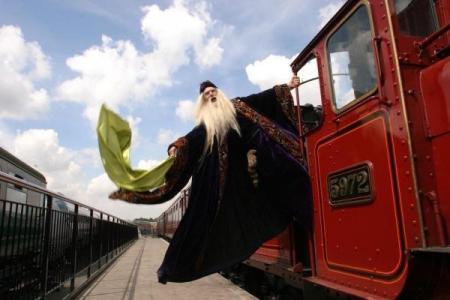 Albus Dumbledore Double Lookalike-1 (2)