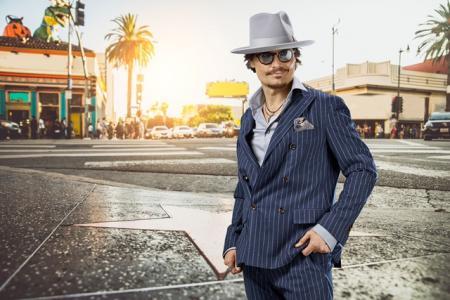 Johnny Depp Double Lookalike-1 (72)