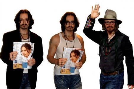 Johnny Depp Double Lookalike-5 (4)
