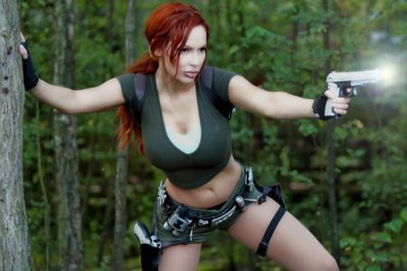 Lara Croft  Double Lookalike-2 (3)
