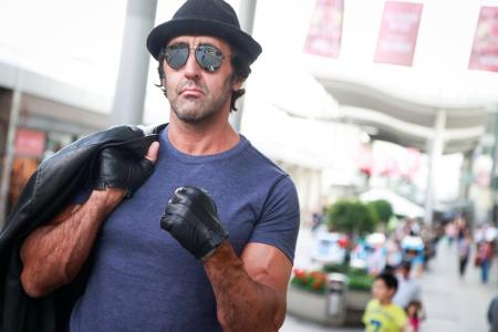 Sylvester Stallone  Double Lookalike-1 (4)